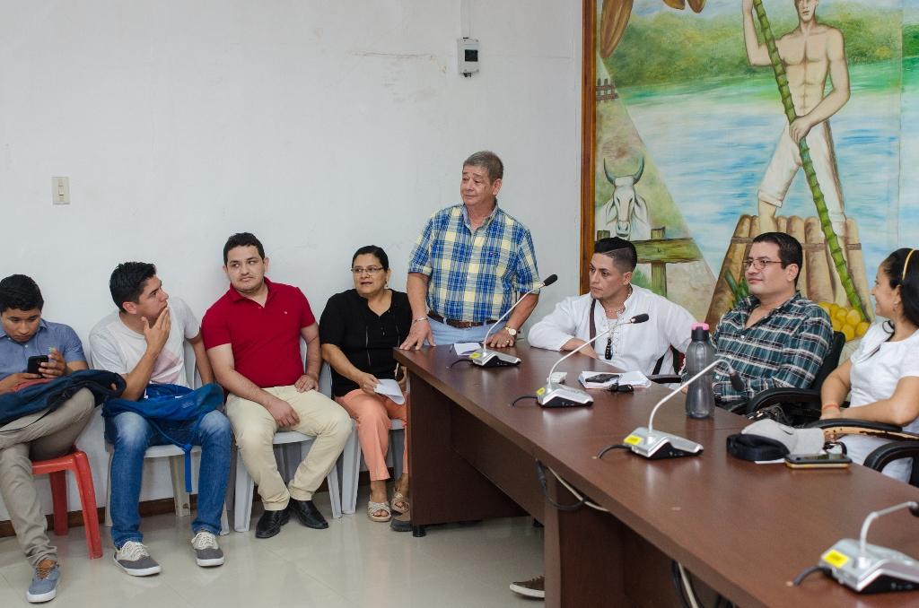 Parte de los fundadores de la Asociación de Emprendedores Turísticos de Chone. Manabí, Ecuador.