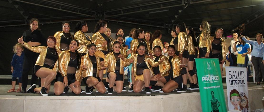 Dance Dreamers conquistó el segundo lugar de la competencia Manta Baila II.