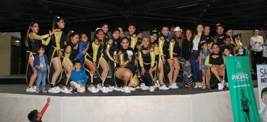 Golden Girls obtuvo el tercer lugar de la competencia Manta Baila II.