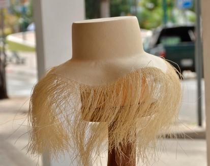 Un sombrero en formación.