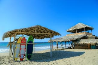 Playa de Santa Marianita, Cantón Manta.