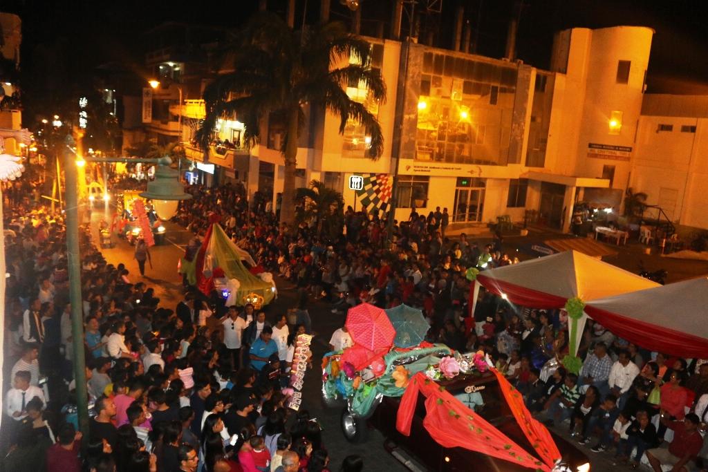 Pregón de la Independencia política del Cantón Montecristi. Manabí, Ecuador.