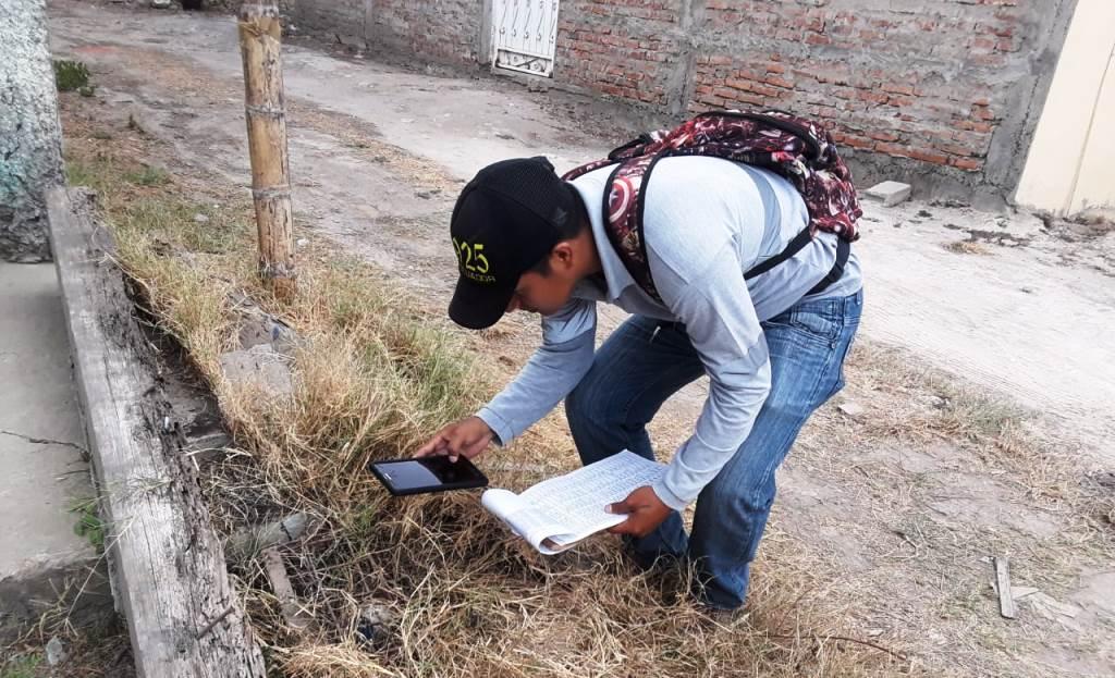 Registro electrónico del consumo de agua potable de un domicilio privado en la ciudad de Montecristi. Manabí, Ecuador.