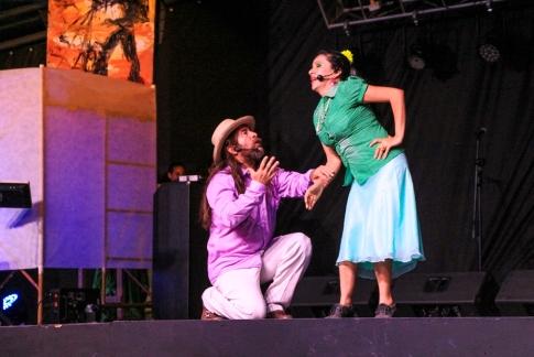 Don Bartolo y Doña Juana María.