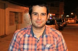 Paulo Emilio Macías, presidente del comité barrial.