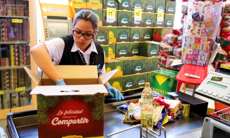 Los productos que contienen las canastas navideñas también deben hallarse dentro de la fecha máxima de consumo y hallarse en muy buenas condiciones higiénicas.