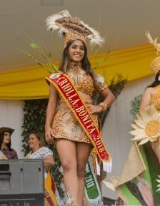 Reina entre las reinas, Karla Loor Buenaventura.