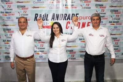 Aspirantes a concejal de Chone 2019-2022. Manabí, Ecuador.