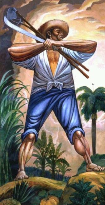 Arte pictórico de Agustín Marín, Puerto Rico
