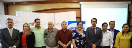 Más agua potable para cinco cantones de la zona norte deManabí