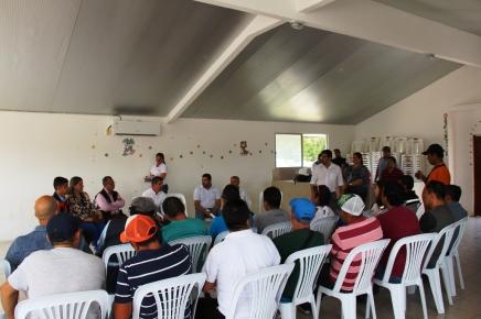 Socializan obra sanitaria clave para reducir la contaminación ambiental en la ciudad deManta