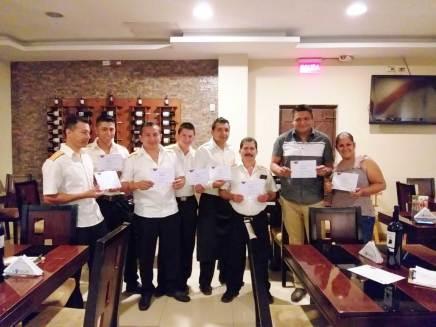 Seis restaurantes de Portoviejo se preparan a ser los mejores porhigiene