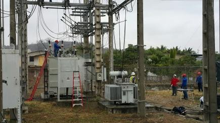Suspenderán servicio de agua potable de Manta, durante 6 horas, para hacer mantenimientoeléctrico