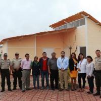 Problemas entre vecinos obligan a tener policías en Ceibo Renacer