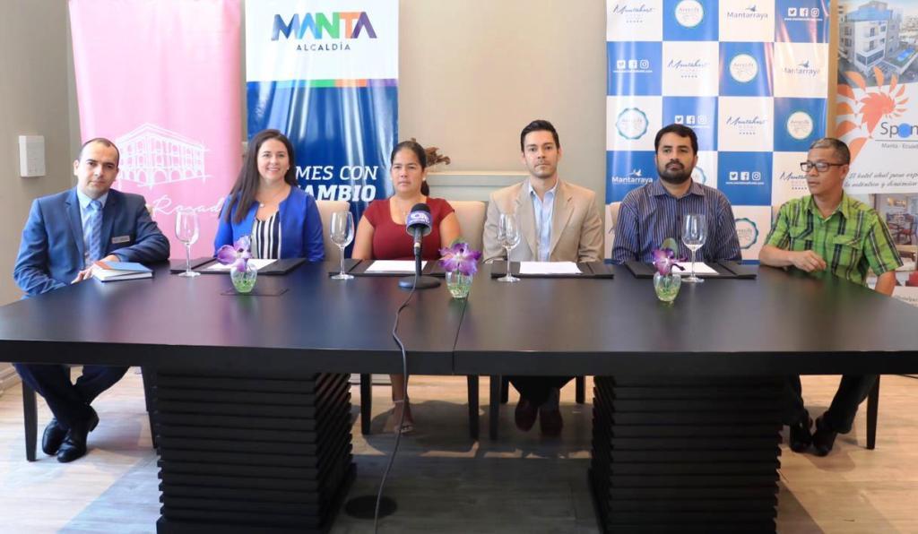 """Mostrarán en Manta la oferta turística """"Pasión por Manabí ..."""