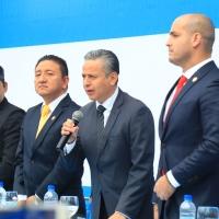 Sin sobresaltos se inauguró el Concejo municipal de Manta