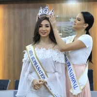 Quien es la Miss Supranational que representa a Ecuador