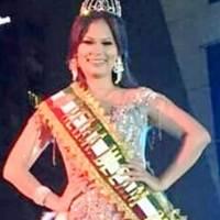Karla Alcívar reina en la ULEAM