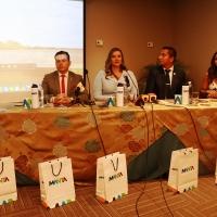 El programa de Carnaval 2020 de Manta fue presentado en Guayaquil