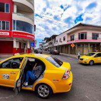 Circulación taxis Manta: cuáles, cuándo y en qué horario