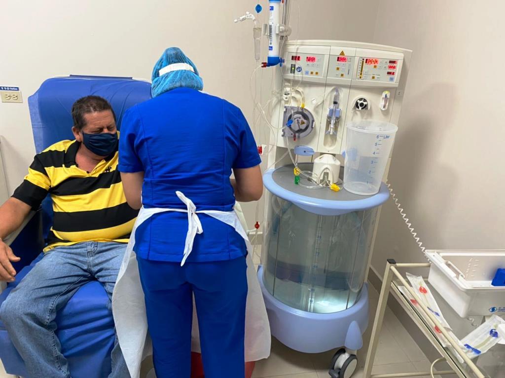 tratamiento de hemodialisis 2